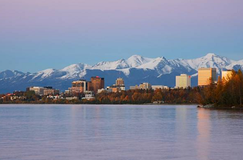 3 - Anchorage, Alaska