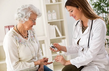 Assisted Living for Diabetics & Seniors with Diabetes